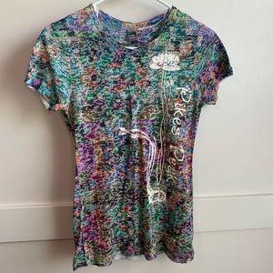 Kavio Tie-Dye Pikes Peak T-Shirt